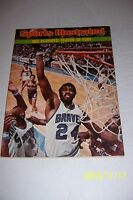 1975 Sports Illustrated BUFFALO Braves GARFIELD HEARD No Label NBA PLAYOFFS N/L