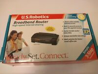 USRobotics USR8054 54 Mbps 4-Port 10/100 Wireless G Router