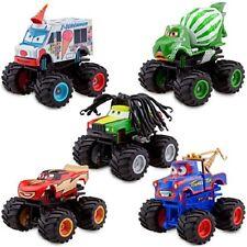 New Disney Cars Monster Truck Mater Deluxe Figure Set 5 Trucks