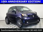 2018 smart Fortwo electric drive prime 2018 smart Fortwo electric drive, Midnight Blue Metallic with 19339 Miles availa