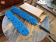 EXTENDABLE & BENDABLE DUSTER SET. Incredible Micro-fibre Cleaning Brushes