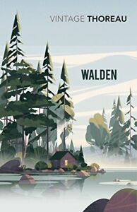 Walden by Henry David Thoreau New Paperback Book