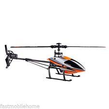 Wltoys V950 Helicóptero RC 2.4g 6ch 3d 6g Sistema Motor sin cepillo RTF