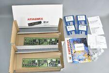 2 x Ariadne II Ethernet OVP LAN Netzwerkkarte für Amiga 2000/3000/4000 NOS /c4