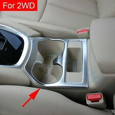 For Nissan X-Trail T32 2WD 2014-2018 Cup Holder Cover Interior Trim Accessories