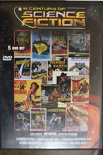 A CENTURY OF SCIENCE FICTION RARE OOP DELETED DVD BOX SET 5-DISC 26 TV EPISODES