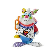Enesco Disney Showcase Britto White Rabbit 3 Inch Figure NEW