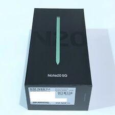 BRAND NEW Samsung Galaxy Note20 5G SM-N981U - 128GB - Mystic Green (AT&T)