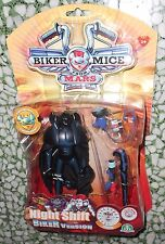 ACTION FIGURES Biker Mice from Mars NIGHT SHIFT - MISB MOC