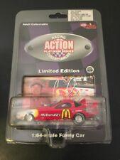 Action 1:64 Funny Cruz Pedregon 1997 McDonald's