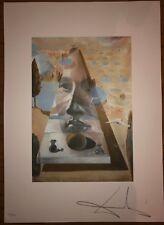 Salvador Dali Litografia 50 x 70 cm Ed. Dalart Ex. 350