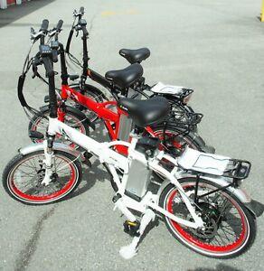 New Folding Ebike with Bafang Motor - Canada Warehouse, local warranty