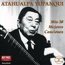 Atahualpa Yupanqui - Mis 30 Mejores Canciones (2CD) [New CD]