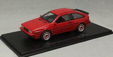 Neo Models Volkswagen VW Scirocco MkII Mk2 in Dark Red 1986 43042 1/43NEW