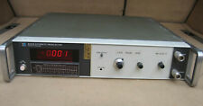 HP 8445B automatic preselector +opt. 002 003 for 8555A spectrum analyzer tested