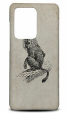 SAMSUNG GALAXY S SERIES PHONE CASE BACK COVER|WANDEROO MONKEY