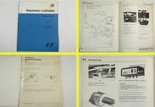 VW LT 1975 - 1986 Heizung Lüftung Standheizung Reparaturanleitung