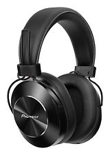 New!! Official Pioneer SE-MS7BT Bluetooth Wireless Headphone Black Japan Import