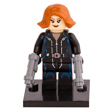 Black Widow Building Block Toy Birthday Gifts Avengers For Kids Children Lego
