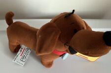 "Clifford the Big Red Dog 6"" Clifford's Puppy Days Jorge The Daschund Plush New"