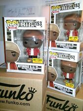 Funko Pop*Free Protector* Rocks Notorious B.I.G. w/Champagne #153 Hot Topic Excl