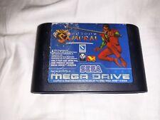 Second Samurai Sega Megadrive
