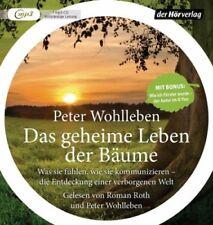Das geheime Leben der Bäume, 1 MP3-CD (Hörbuch) NEU