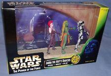 Jabba the Hutt's Dancers set, Star Wars POTF Kenner Hasbro, Original Sealed