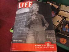 Life magazine November 27 1944 COMPLETE