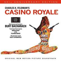 Casino Royale - Soundtrack - Burt Bacharach (NEW CD)