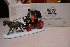 Heritage Village Collection central park carriage