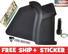 Strike Industries Black Featureless SIMPLE Grp with New Allen Bolt CA Angle