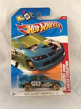 Hot Wheels MITSUBISHI '08 LANCER EVOLUTION - NOC - some Rough cards