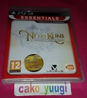 NI NO KUNI EDITION ESSENTIALS SONY PS3 NEUF SOUS BLISTER VERSION 100% FRANCAISE