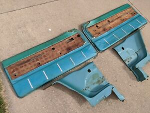 Vintage And Classic Interior Door Panels Hardware For 1962 For Ford Thunderbird For Sale Ebay