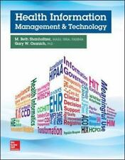 Health Information Management and Technology (P.S. Health Occupations), Ozanich