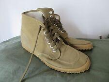 Vintage Années 1940 L. L. BEAN Militaire Toile Baskets Chaussures (pas RRL)