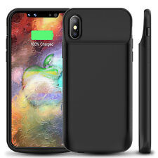 200% Extra Battery Life Extended Power Bank Battery Case For Apple iPhone X / 10
