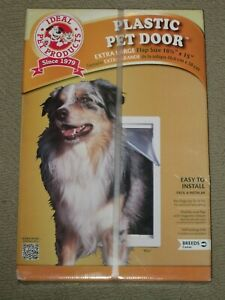 """Ideal """"Original"""" Extra Large Pet Door- New in the package MPN: PPDXL"""