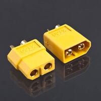 1/3/5/10 pairs XT-60 Steckverbinder Stecker Männlich Weiblich RC Lipo Batterie f