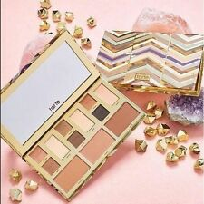 Summer 2017 Tarte Clay Play Face Shaping Eye Shadow Palette Sweet Peach Make-up