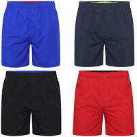 MENS SWIMMING SHORTS CASUAL SUMMER HOLIDAY BEACH GYM SPORTS SWIM SURF TRUNKS NEW