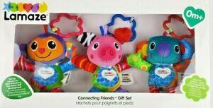 Lamaze Connecting Friends Gift Set 0M+