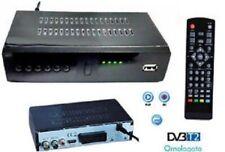 DECODER DIGITALE TERRESTRE RICEVITORE ALTA DEFINIZIONE HD-999 CANALI TV