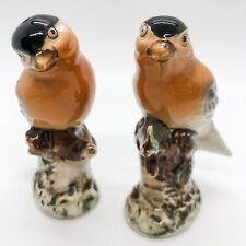 Vintage Japan Goldfinch Salt & Pepper Shakers