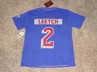 Brian Leetch New York Rangers Mitchell & Ness Official NHL T-Shirt M