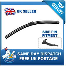 AUDI A2 2002-2005 AERO FLAT WIPER BLADE 28 FOR SIDE PIN FITMENT