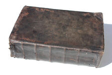 Petrus Collet Institutiones theologiae, latin book, Poland Chełmno  1765