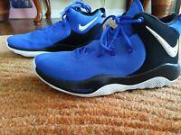 Nike Zoom Rev II TB Men's Size 12.5 Navy Blue White A05386 400