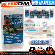 WATER SPORTS REPAIR KIT - INFLATABLE SKI TUBES, KAYAKS, BOATS, SUPS, LOUNGES